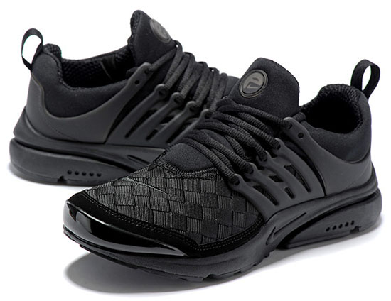 Mens & Womens (unisex) Nike Air Presto Se All Black 36-46 Review